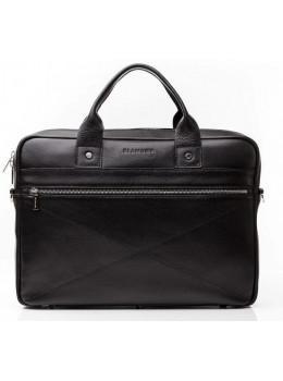 Мужской кожаный портфель Blamont Bn013A