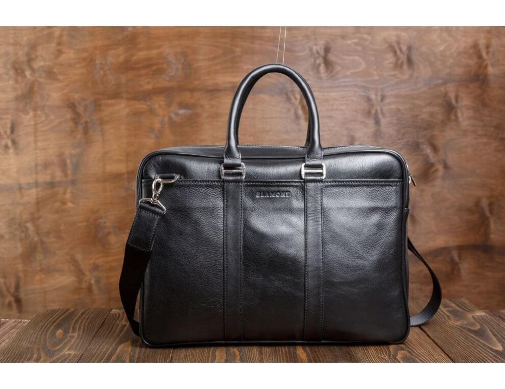 Чоловіча шкіряна сумка Blamont Bn023A - Фотографія № 12
