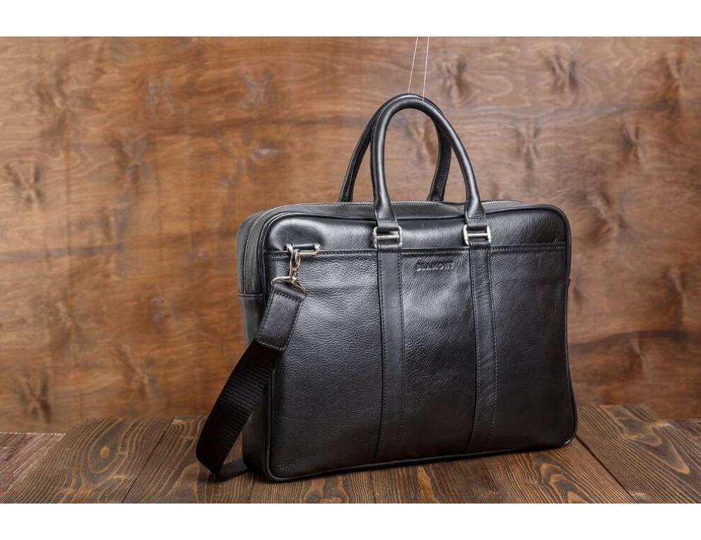Чоловіча шкіряна сумка Blamont Bn023A - Фотографія № 11
