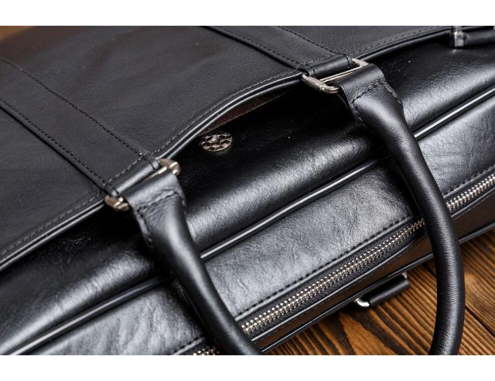 Чоловіча шкіряна сумка Blamont Bn023A - Фотографія № 9