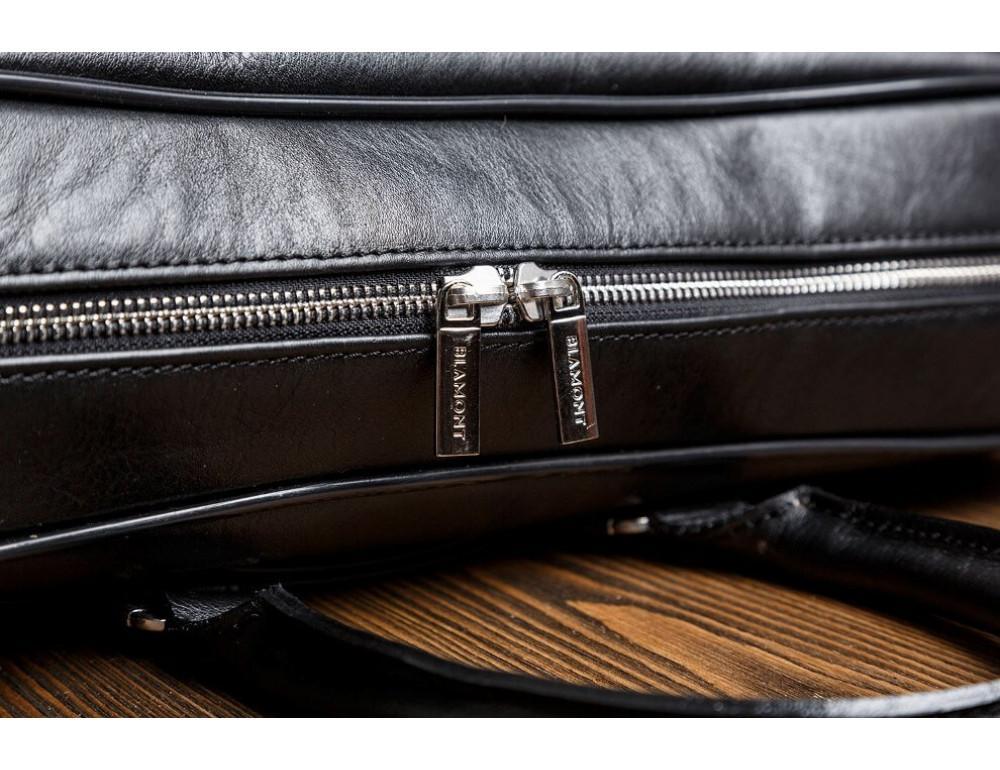 Чоловіча шкіряна сумка Blamont Bn023A - Фотографія № 8