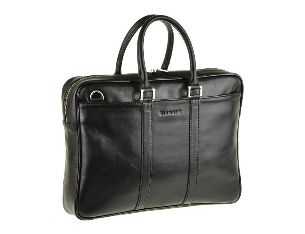 Чоловіча шкіряна сумка Blamont Bn023A - Фотографія № 7