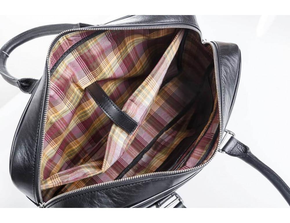 Чоловіча шкіряна сумка Blamont Bn023A - Фотографія № 6