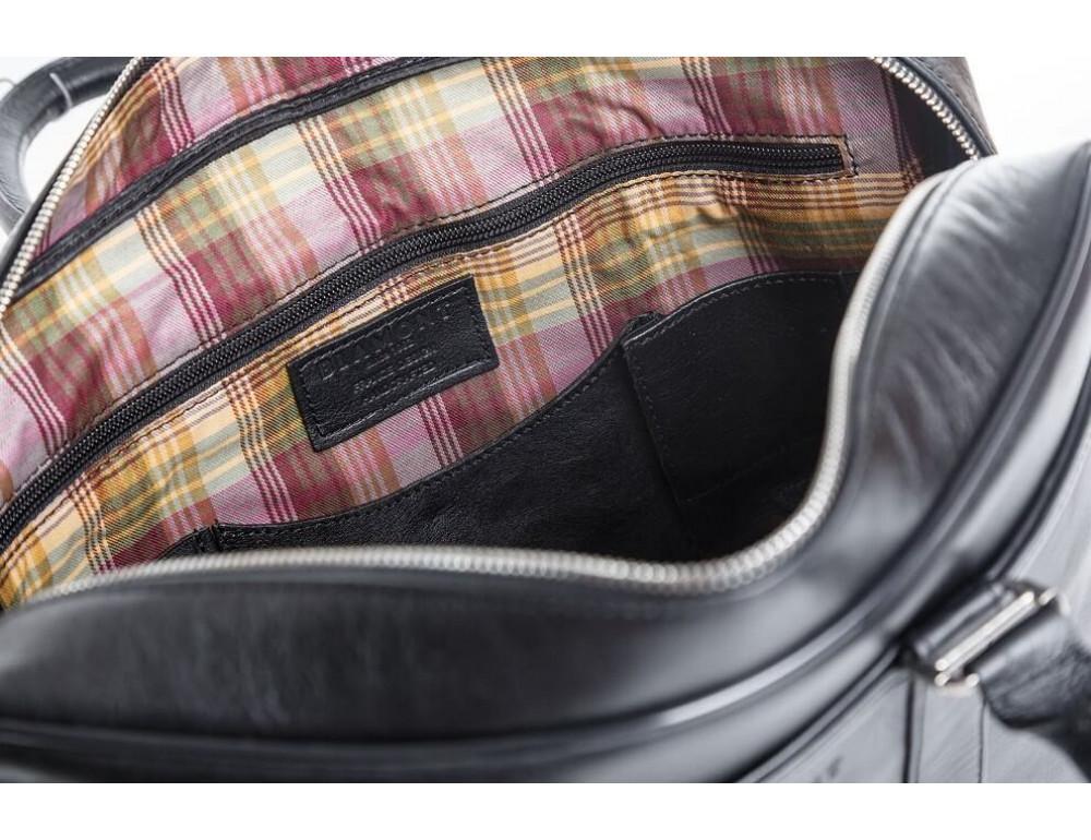 Чоловіча шкіряна сумка Blamont Bn023A - Фотографія № 5