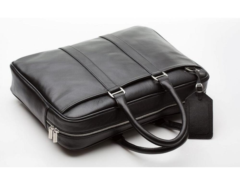 Чоловіча шкіряна сумка Blamont Bn023A - Фотографія № 3