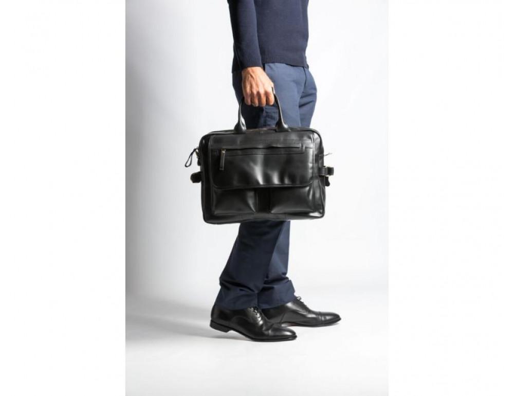 Чоловіча сумка TIDING BAG G8845A - Фотографія № 5