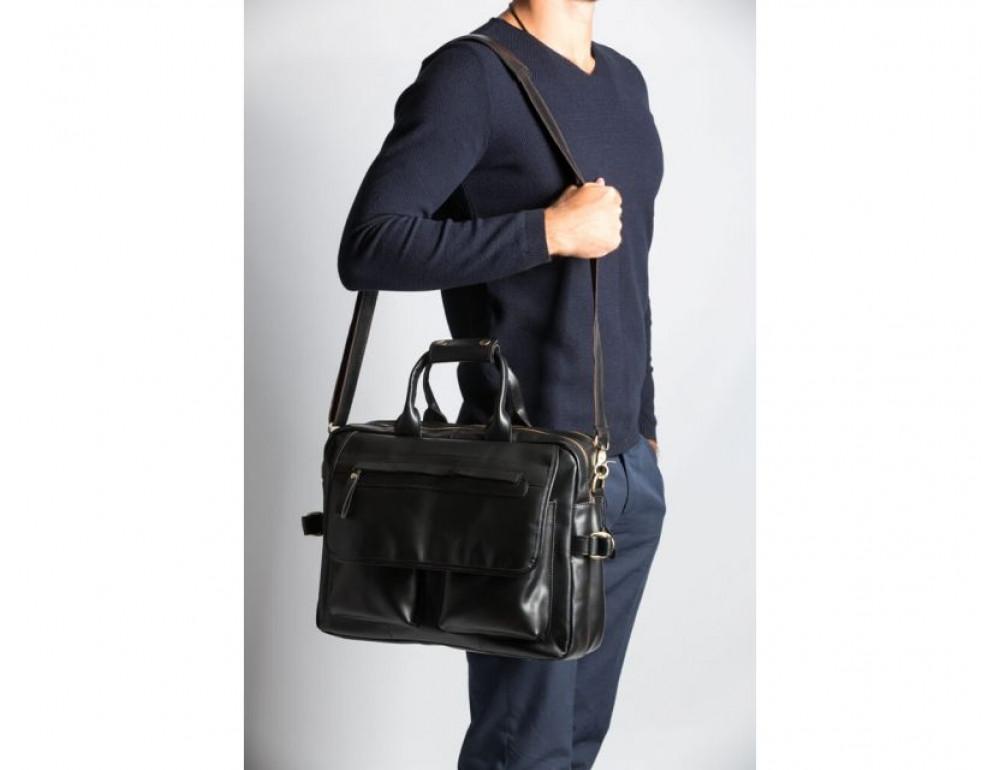 Чоловіча сумка TIDING BAG G8845A - Фотографія № 6