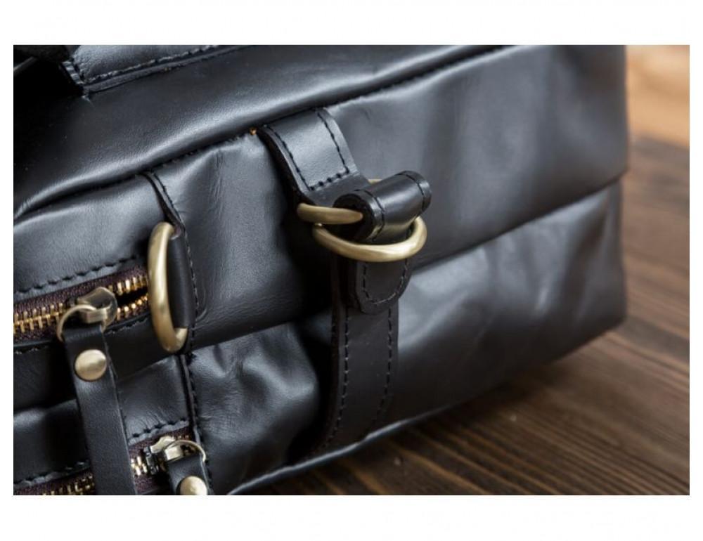 Чоловіча сумка TIDING BAG G8845A - Фотографія № 8