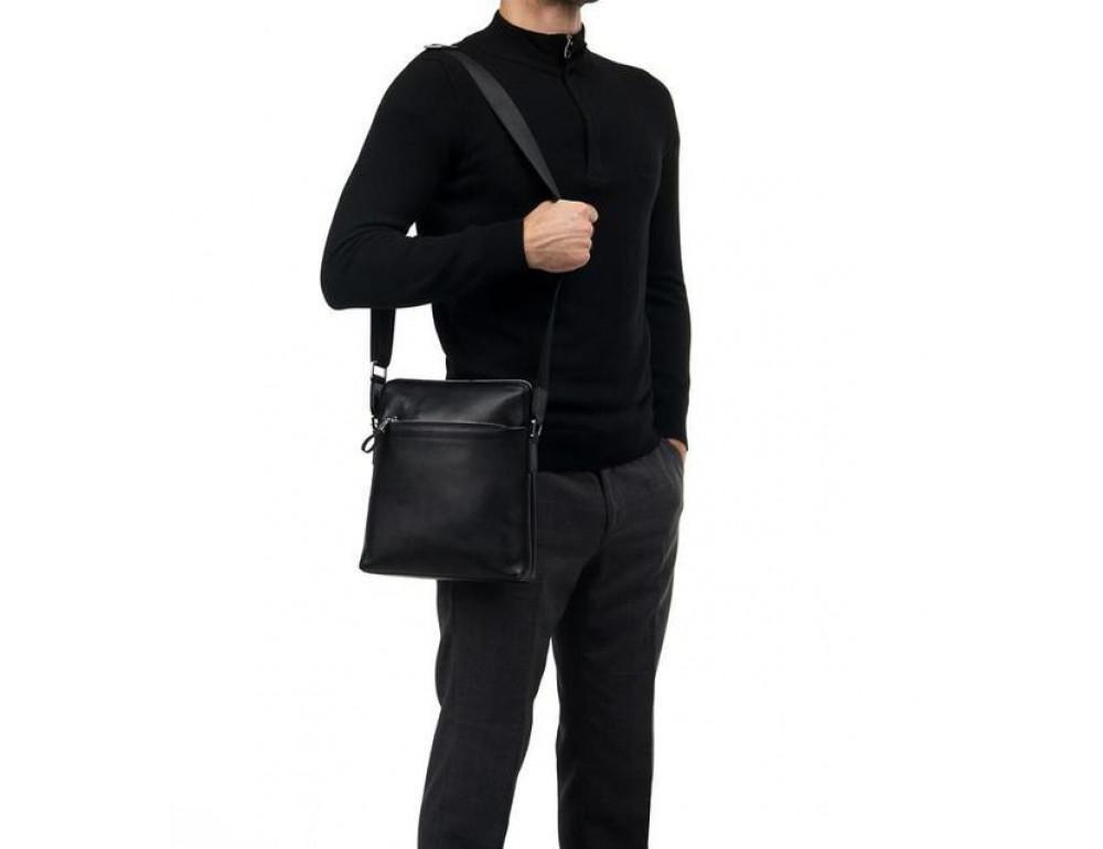 Чоловіча сумка-месенджер TIDING BAG M1808-1A - Фотографія № 6
