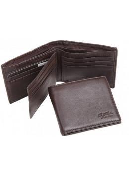 Кожаный портмоне Ruff Ryder RE-00253W коричневый