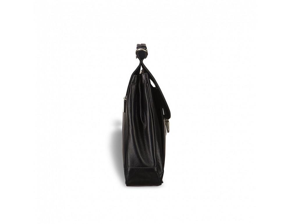 Вместительный кожаный портфель Blamont Bn017A - Фото № 6