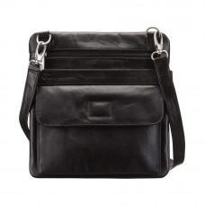 Чоловіча шкіряна сумка-месенджер Bn019A