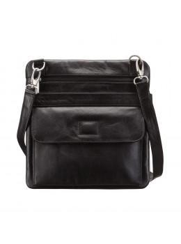 Мужская кожаная сумка-мессенджер Bn019A