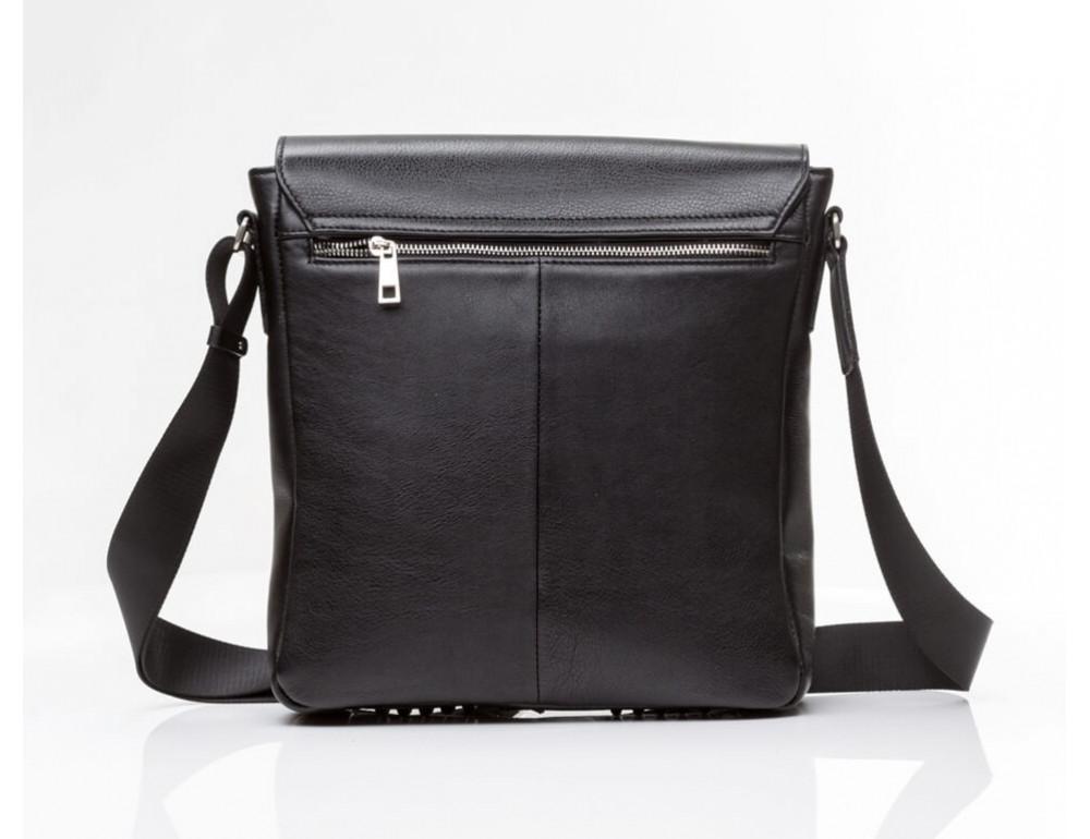 Мужская кожаная сумка-мессенджер Bn082A - Фото № 5