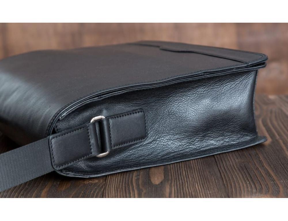 Мужская кожаная сумка-мессенджер Bn090A - Фото № 6