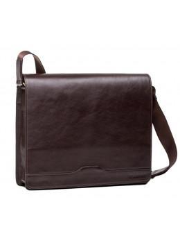 Мужская кожаная сумка-мессенджер BN090C