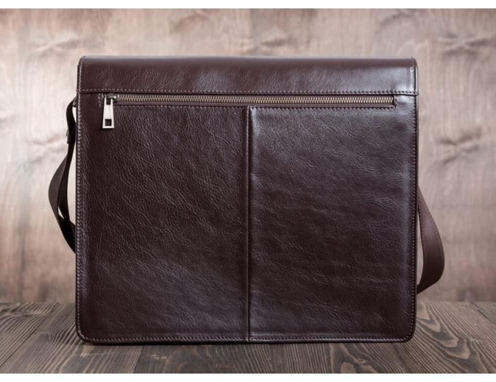 Мужская кожаная сумка-мессенджер BN090C - Фото № 8