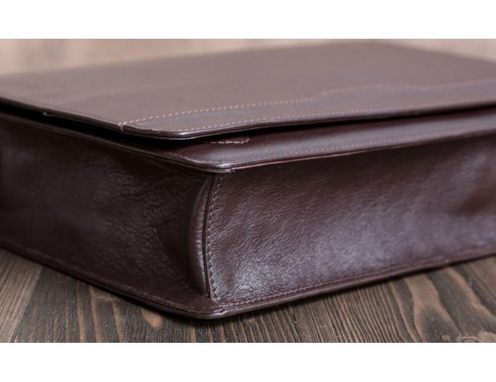 Мужская кожаная сумка-мессенджер BN090C - Фото № 9