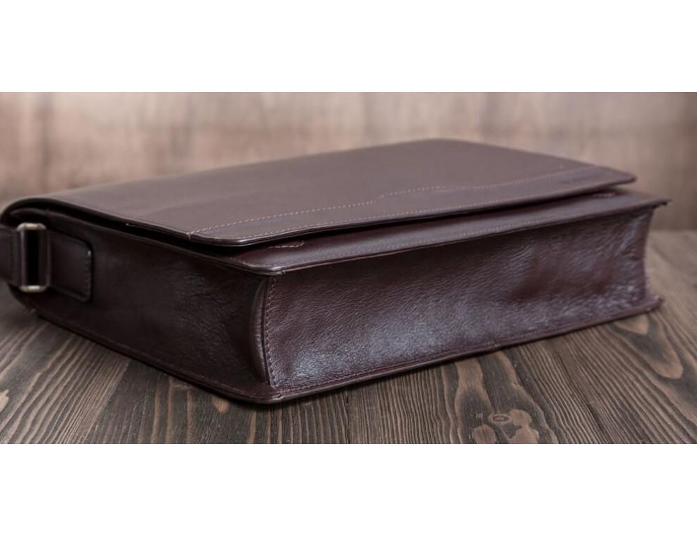 Мужская кожаная сумка-мессенджер BN090C - Фото № 10