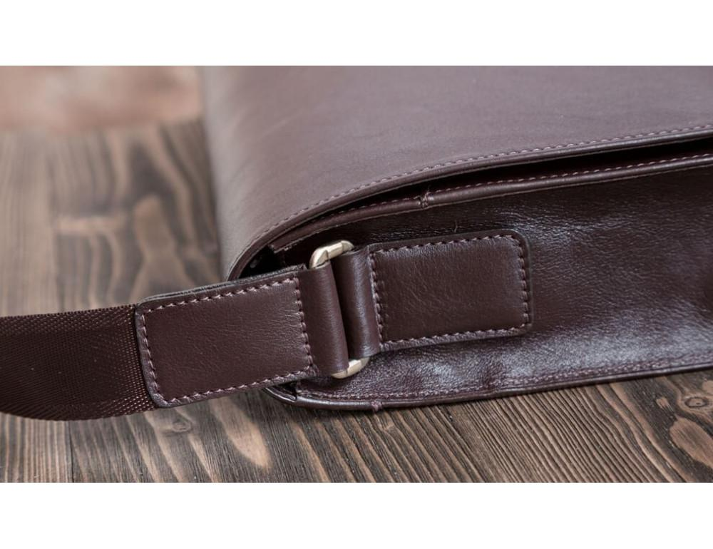 Мужская кожаная сумка-мессенджер BN090C - Фото № 11