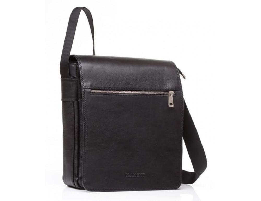 Мужская кожаная сумка-мессенджер Bn091A - Фото № 9