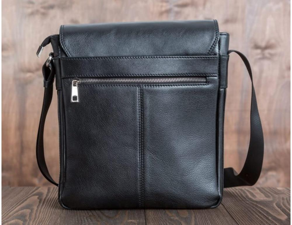 Мужская кожаная сумка-мессенджер Bn091A - Фото № 7