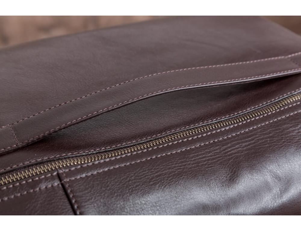Мужская кожаная сумка-мессенджер BN092C - Фото № 11