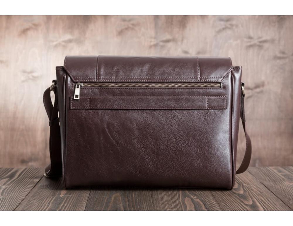 Мужская кожаная сумка-мессенджер BN092C - Фото № 5
