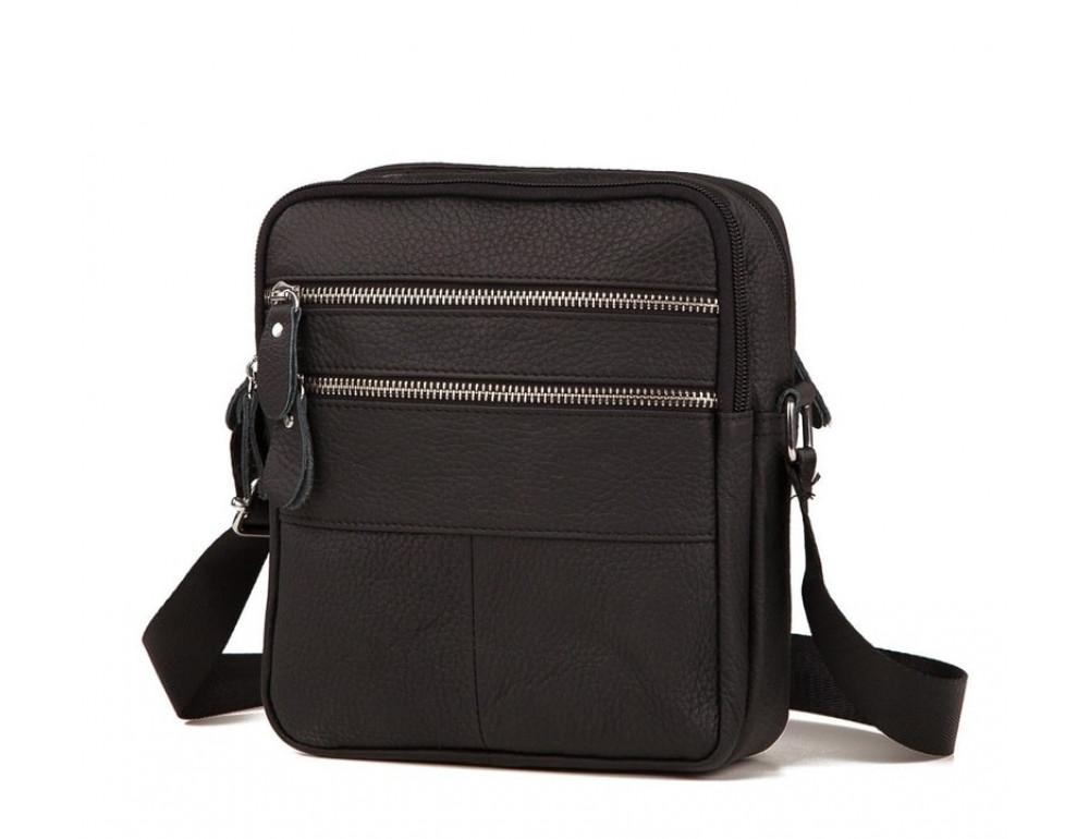 Мужская кожаная сумка-мессенджер  TIDING BAG M38-3923A