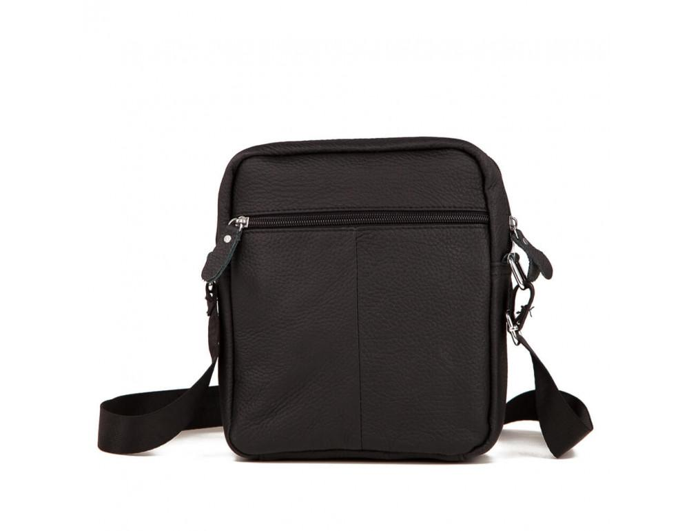 Мужская кожаная сумка-мессенджер  TIDING BAG M38-3923A - Фото № 3