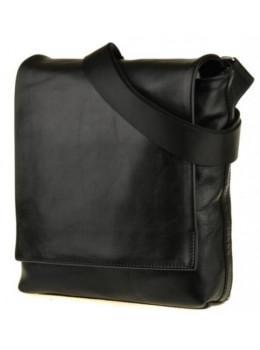 Мужская кожаная сумка через плечо Blamont Bn027A