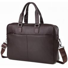 Мужская кожаная сумка TIDING BAG M2164C