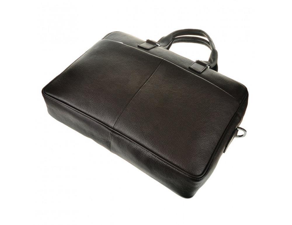 Мужская кожаная сумка TIDING BAG M2164C - Фото № 2