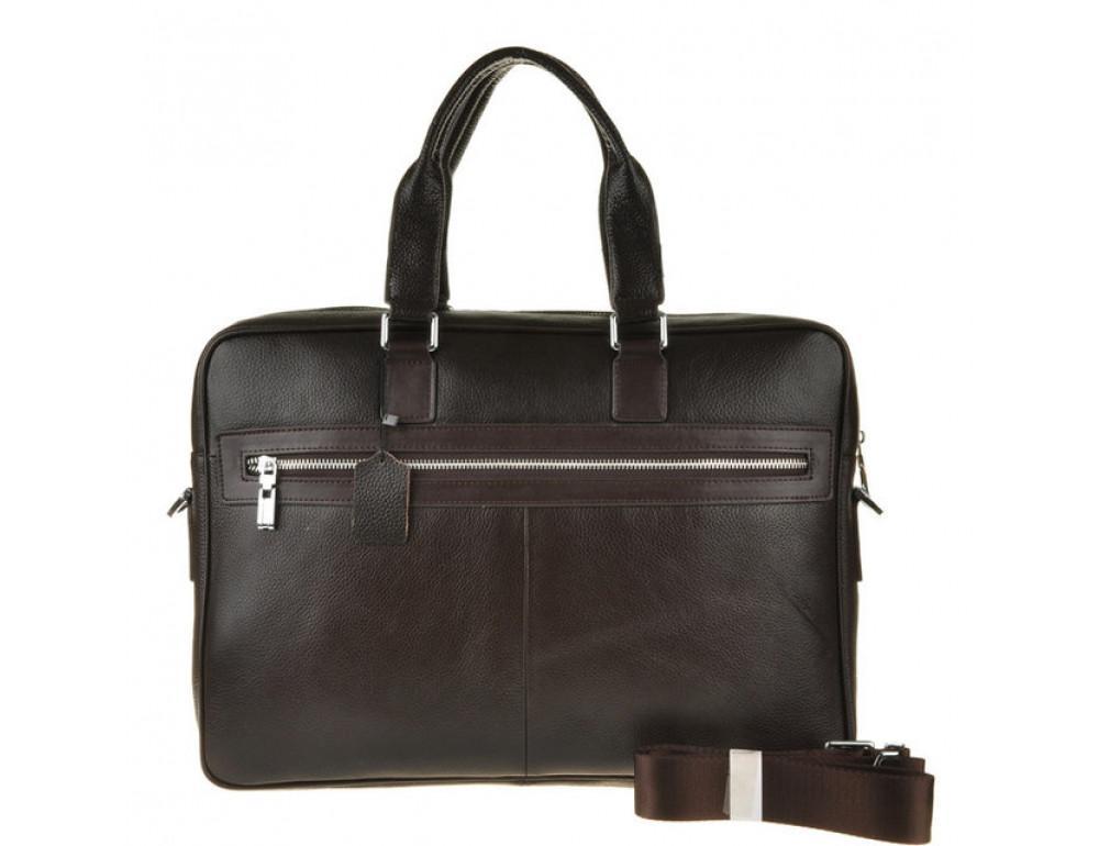 Мужская кожаная сумка TIDING BAG M2164C - Фото № 3