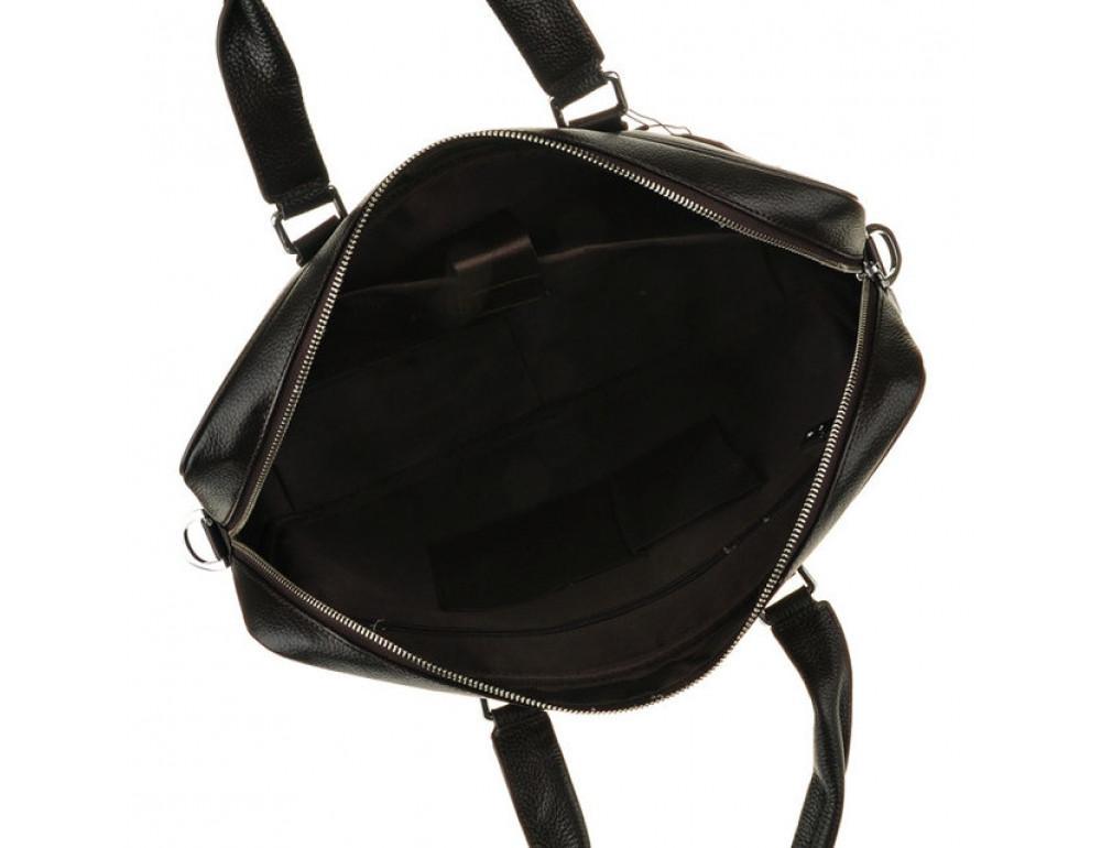 Мужская кожаная сумка TIDING BAG M2164C - Фото № 5