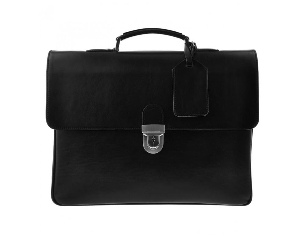 Мужской кожаный портфель Blamont Bn043A