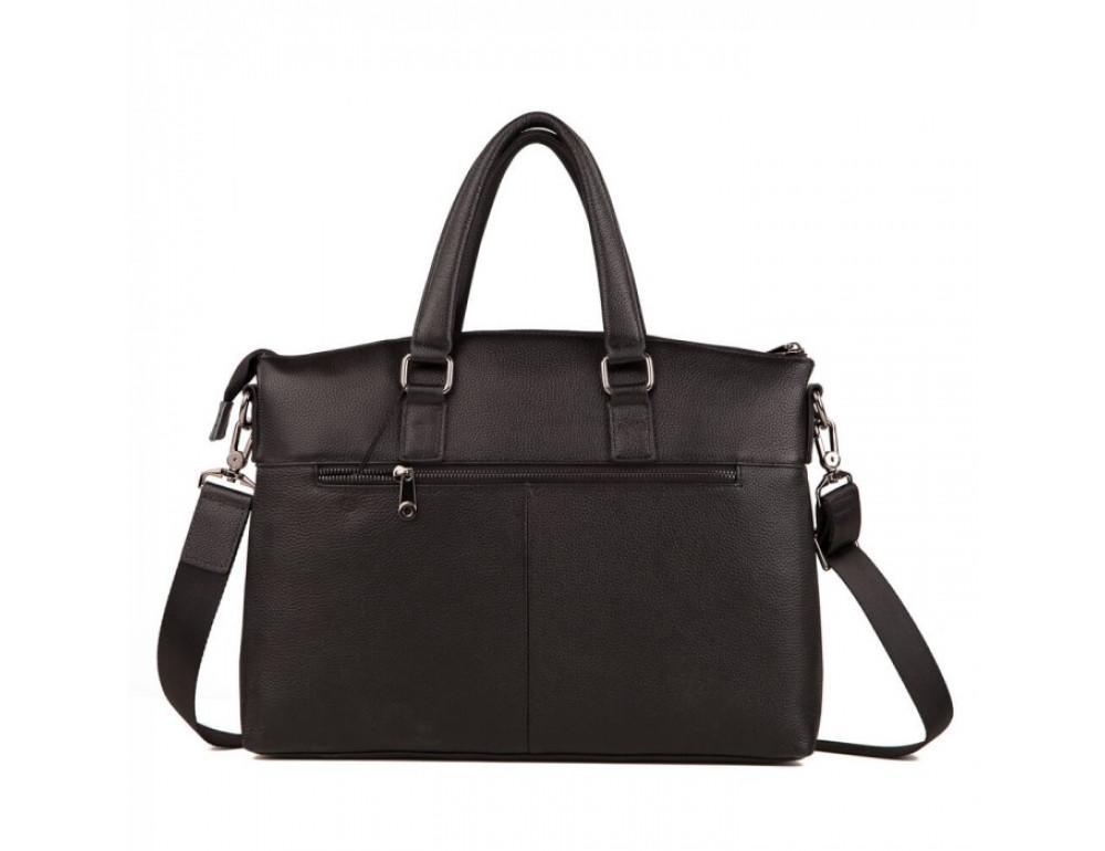 Сумка под ноутбук TIDING BAG M38-9160-2A черная - Фото № 4