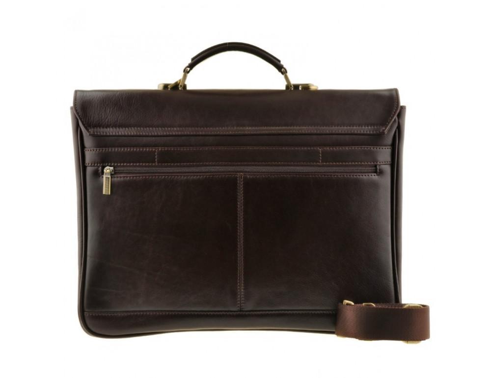 Вместительный мужской портфель Blamont Bn044C - Фото № 2