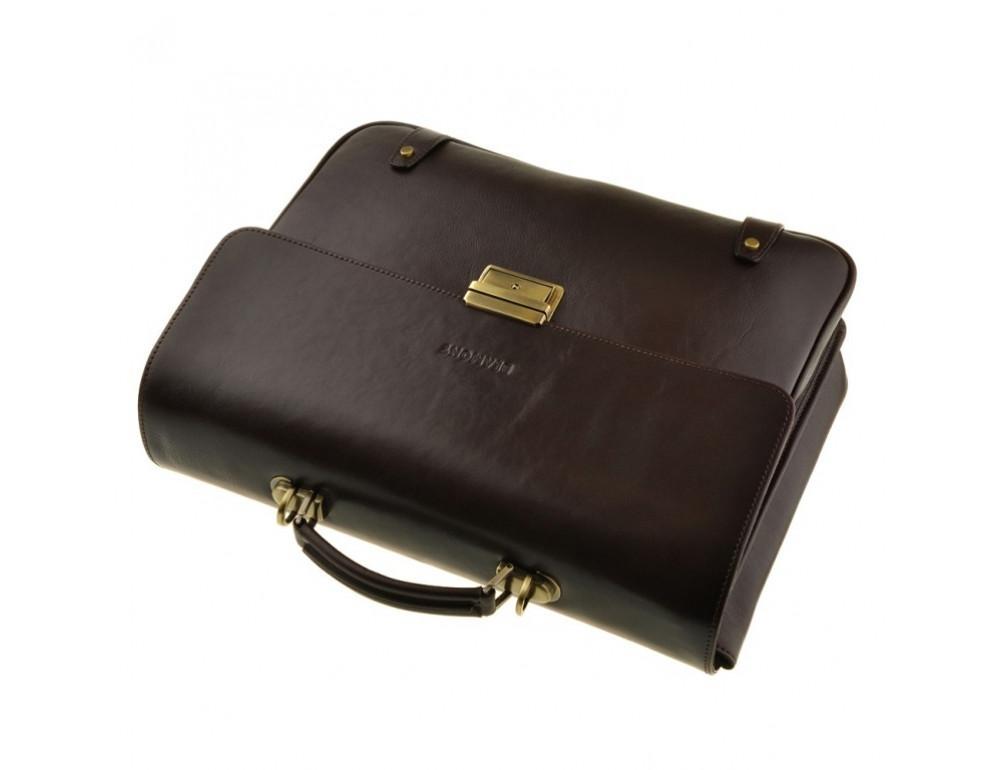 Вместительный мужской портфель Blamont Bn044C - Фото № 4