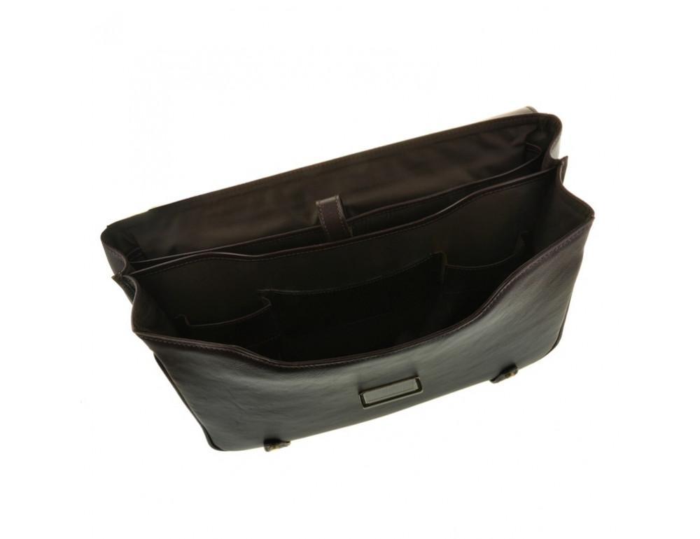 Вместительный мужской портфель Blamont Bn044C - Фото № 6