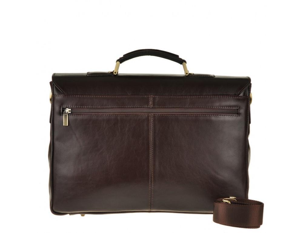 Чоловічий шкіряний портфель Blamont Bn045C - Фотографія № 2