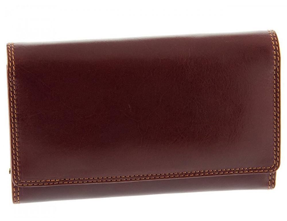 Маленький жіночий гаманець Visconti MZ12 IT BRN коричневий