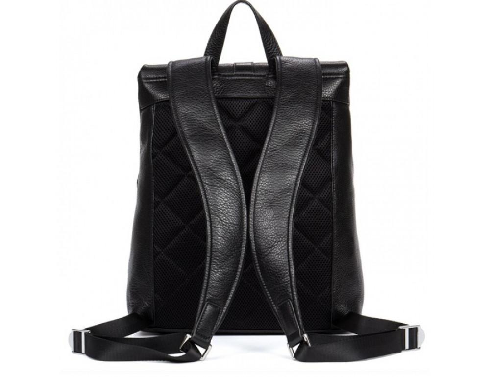 Кожаный рюкзак TIDING BAG B3-062A черный - Фото № 3