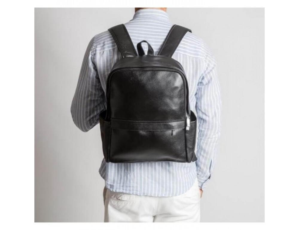 Городской рюкзак Tiding Bag 15 M7807A черный - Фото № 2