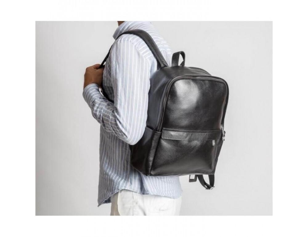 Городской рюкзак Tiding Bag 15 M7807A черный - Фото № 8