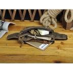 Мужская кожаная бананка Bexhill bx9801C коричневая - Фото № 106