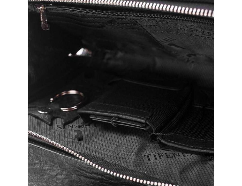 Мужской кожаный клатч Tifenis TF69127A - Фото № 5