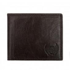 Чоловічий шкіряний гаманець Ruff Ryder RR-37951WG сіро-коричневий