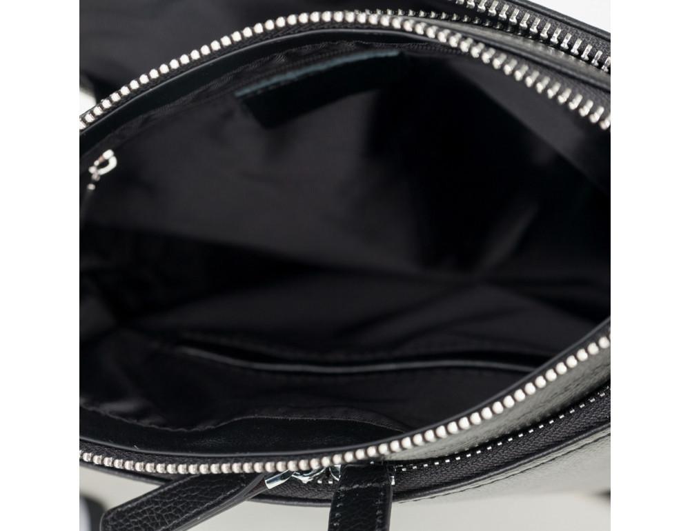 Мужская кожаная сумка TIDING BAG M664-4A - Фото № 5