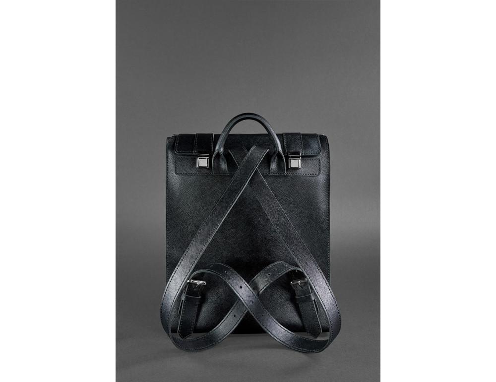 Рюкзак Blackwood Blanknote BN-BAG-29-blackwood черный - Фото № 4